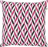 Sierkussen Mosy 45x45 cm roze