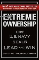 Boek cover Extreme ownership van Jocko Willink (Hardcover)