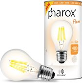 Lemnis Pharox Pharox LED lamp Flame E27 6W 480 lumen