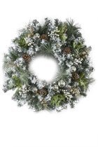 An Amazing Christmas Wreath 100 cm