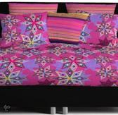 Damai Maia dekbedovertrek - Pink - 1-persoons (140x200/220 cm + 1 sloop)