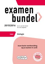 Examenbundel Vwo; Biologie; 2015/2016