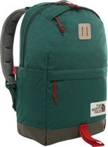 The North Face Daypack Rugzak 19,5 liter - Night Green/New Taupe Grn - OS