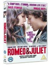 Romeo & Juliet (2013) (import) (dvd)