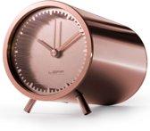 LEFF amsterdam Tube Clock - Copper - Staande klok - Koper - Design