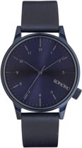 Komono Winston Regal All Blue horloge KOM-W2266