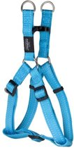 Rogz For Dogs Fanbelt Step-In Tuig - 20 mm x 53-76 cm - Turquoise