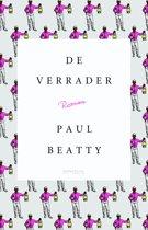 Boek cover De Verrader van Paul Beatty (Onbekend)