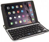 Aluminium Keyboard Case Zwart Toetsenbord iPad mini