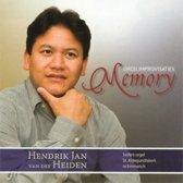 Orgelimprovisaties MEMORY // Hendrik Jan van der Heiden // Seifert-orgel St. Aldegundiskerk te Emmerich // Christelijk repertoire.