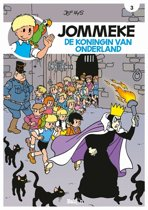 Jommeke 003 - De Koningin van Onderland