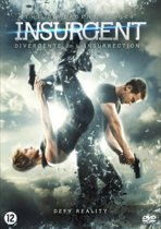 DVD cover van Insurgent