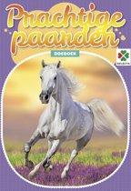Prachtige paarden Doeboek
