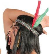 indianenband + 2 veren