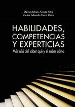 Habilidades, competencias y experticias