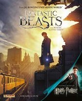 Fantastic Beasts and Where to Find Them Album + 6 Stickers zakjes‎