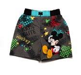 Mickey Mouse Jongens Boardshort - grijs - Maat 116