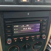 Radio Cd speler Geschikt voor Volkswagen Fox Polo Passat  T5  Golf 4  Bora Met Bluetooth C