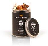 Australian Chocolade Stukken in Blik - Duurzaam - 6 x 500 gram