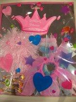haarset - prinses - 12 delig