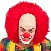 Pruik, Clown