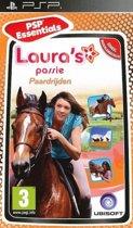 Laura's Passie: Paardrijden