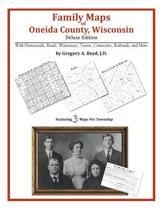 Family Maps of Oneida County, Wisconsin