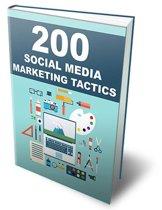 200 Social Media Marketing Tactics