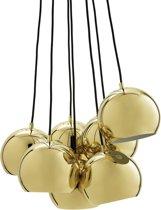 Frandsen Ball Multi hanglamp messing