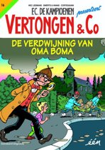 Vertongen & Co 16 - De verdwijning van Oma Boma