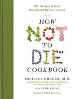 Omslag van 'The How Not to Die Cookbook'