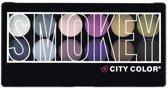 Cit Color � Smokey Eyeshadow Book
