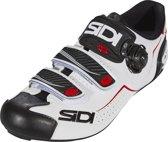 Sidi Alba schoenen Heren, white/black/red Schoenmaat EU 46