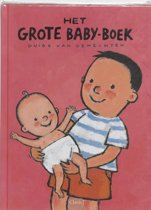 Afbeelding van Grote baby-boek