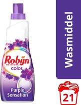 Robijn Klein & Krachtig Color Purple Sensation Wasmiddel - 21 wasbeurten - 735 ml