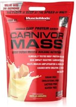 Carnivor Mass 23servings Vanille