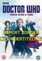 Doctor Who Christmas Special 2017 - Twice Upon A Time [DVD]