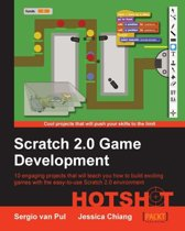 Scratch 2.0 Game Development - HOTSHOT