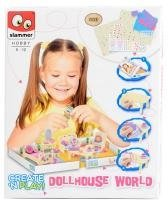 Slammer Create&Play Dollhouse