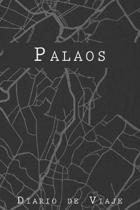 Diario De Viaje Palaos: 6x9 Diario de viaje I Libreta para listas de tareas I Regalo perfecto para tus vacaciones en Palaos