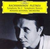Rachmaninov: Symphony no 3, etc / Pletnev, Russian NO