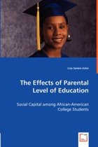 The Effects of Parental Level of Education - Social Capital Among African-American College Students