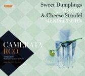 Sweet Dumplings & Cheese Strudel