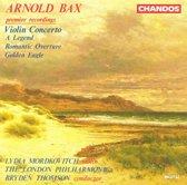 Arnold Bax: Violin Concerto; A Legend; Romantic Overture; Golden Eagle