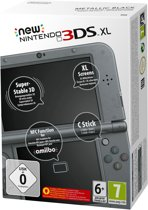 NEW Nintendo 3DS XL - Metallic Black
