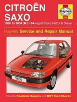 Citroen Saxo Owners Workshop Manual