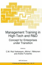 Management Training in High-Tech and R&D
