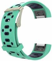 Sport Bandje voor de Fitbit Charge 2 - Siliconen Armband