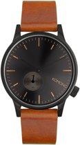 Komono Black Winston Subs horloge  - Bruin