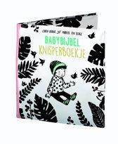 Boek cover Babybijbel Knisperboekje van Corien Oranje (Paperback)